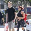 Ariel Winter – Leaves lunch with friends in Los Angeles
