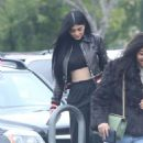 Kylie Jenner OUT AND ABOUT  Calabasas, CA January 5, 2017