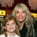 Karla Ramdhani with daughter Emily