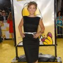 "Erika Christensen - L.A. Premiere Of ""The Simpsons Movie"" - July 24, 2007"