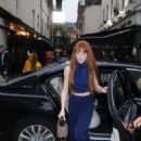 Nicola Roberts – Dior Backstage Launch Party in London - 454 x 682