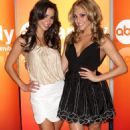 Cassie Scerbo - Disney And ABC Television Group Summer Press Junket At ABC On May 15, 2010 In Burbank, California
