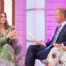 Isla Fisher – 'Good Morning Britain' TV Show in London
