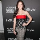 Zoey Deutch attends The Hollywood Foreign Press Association (HFPA) And InStyle Celebrates The 2014 Golden Globe Awards Season at Fig & Olive Melrose Place on November 21, 2013 in West Hollywood, California