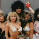 Nikki Sixx and friends