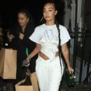 Leigh-Anne Pinnock – Leaving #OwnTheTable Event in London - 454 x 772