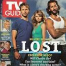 Henry Ian Cusick, Dominic Monaghan, Emilie de Ravin - TV Guide Magazine Cover [United States] (12 March 2007)