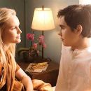 Kate Bosworth star as Chali and Max Minghella as Aaron Naumann in drama movie The Bee Season, a 2005 release from Fox Searchlight - 350 x 259