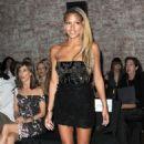 Cassie - Nicole Miller Spring 2011 Fashion Show During Mercedes-Benz Fashion Week (September 10, 2010)