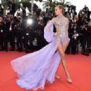 Natasha Poly – 'BlacKkKlansman' Premiere at 2018 Cannes Film Festival - 454 x 303