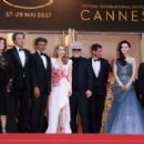 Jessica Chastain – Closing Ceremony of the 70th annual Cannes Film Festival in Cannes - 454 x 290