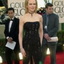Nicole Kidman At The 59th Annual Golden Globe Awards (2002) - Arrivals