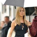 Jennifer Aniston - On Set Of The Bounty - July 21 2009