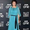 Helen McCrory – 'Peaky Blinders Premiere in London - 454 x 666