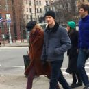 Taylor Swift boyfriend Joe Alwyn – Out and about in NYC