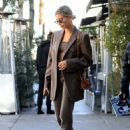 Hailey Bieber – Seen out looking stylish in Los Angeles