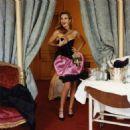 Karen Mulder by Helmut Newton - 454 x 455