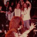 Cliff Burton and Corrine with James Hetfield - 454 x 471