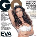 Eva Longoria: December 2012 issue of GQ Mexico
