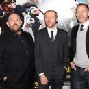 "Daniel Craig Premieres ""The Adventures of Tintin"" in London"