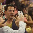 Cristián de la Fuente- Univision's Premios Juventud 2015- Red Carpet - 454 x 302