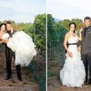 Lindsey McKeon and Brant Hively - Wedding Photos - 454 x 338