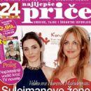 Meryem Uzerli  -  Magazine Cover