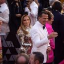Jennifer Lopez and Alex Rodriguez At The 91st Annual Academy Awards - Arrivals - 454 x 303