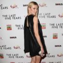 Bar Paly The Last Five Years Premiere In Los Angeles