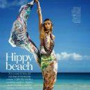 Flavia de Oliveira - Elle Magazine Pictorial [Argentina] (February 2015) - 454 x 599