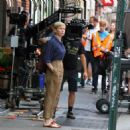 Michelle Williams at the 'After The Wedding' set in Manhattan - 454 x 461