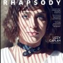 Lizzy Caplan - Rhapsody Magazine Pictorial [United States] (June 2016) - 454 x 598