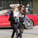 Emma Roberts – Leaves Bouchon in Beverly Hills February 1, 2017 - 454 x 586