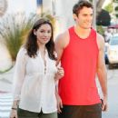 Kelly Brook - Out and about in LA - 05/03/11