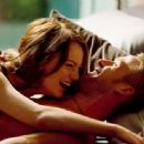 Ryan Gosling and Emma Stone in Crazy, Stupid, Love.(2011)
