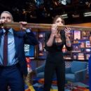 Lea Michele – Watch What Happens Live TV show in New York