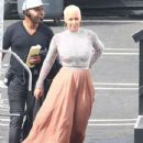 Amber Rose at the 'Dancing With The Stars' studios for taping in Hollywood, California - September 12, 2016 - 434 x 600