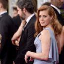 Amy Adams and Darren Le Gallo: Golden Globe Awards (January 11, 2015)