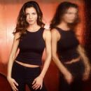 Charisma Carpenter as Cordelia Chase in Angel