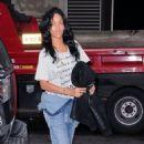 Rihanna: Makeup-Free in NYC