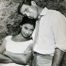 France Nuyen With Rod Taylor