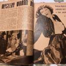 Katharine Hepburn - Modern Screen Magazine [United States] (February 1938) - 454 x 340