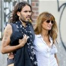 Russell Brand and Jemima Khan - 454 x 283