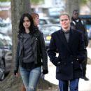 Krysten Ritter and Rachel Taylor – On set of 'Jessica Jones' in New York - 454 x 725