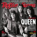 John Deacon, Roger Taylor, Freddie Mercury, Brian May - Rolling Stone Magazine Cover [India] (August 2014)