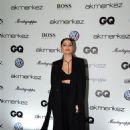 Atiye Deniz attend GQ Men of the Year Awards Istanbul