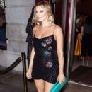 Ashley James – Arrives at Magnum Pleasure Store Launch in London - 454 x 740