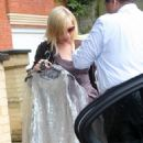 Denise Van Outen - Leaving Home In London 2008-06-22