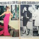 Claudia Cardinale - Oggi Magazine Pictorial [Italy] (19 March 1964) - 454 x 317