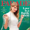 Taylor Swift - Parade Magazine Pictorial [United Kingdom] (25 November 2012)